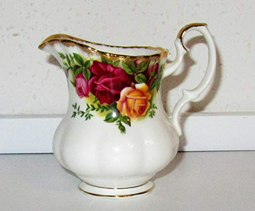 Royal Albert / Milchkännchen/Original/Old Country Rose Old Country Roses Bone China