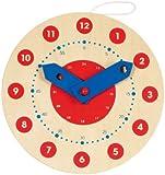 GoKi Wooden Learning Clock