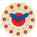 GOKI - Horloge - apprendre a lire l'heure - Idéal MONTESSORI