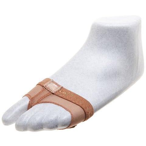 Capezio Capezio Footundeez Light Sun S0000H07B0MLSN00L , Chaussures danse mixte adulte - blanc-TR-KY.11, Large