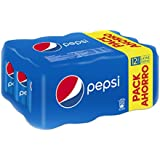 Pepsi Refresco - Paquete de 12 x 33 cl - Total: 3960 ml