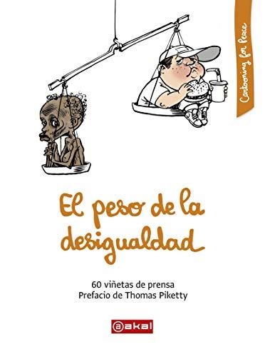 El peso de la desigualdad (Cartooning for peace)