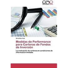 Medidas de Performance Para Carteras de Fondos de Inversion