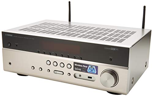 YAMAHA RX-V485 – Amplificateur Home Cinema 145W –...