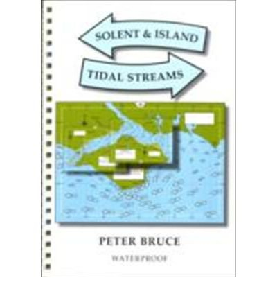 Solent & Island Tidal Streams (Spiral bound) - Common