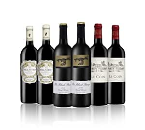Customer Favourites Red Mix 75cl (Mixed case of 6)