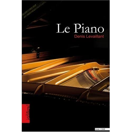 Le Piano - livre + DVD