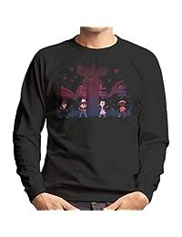 Character Select Stranger Things Mens Sweatshirt