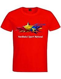 Camiseta Personalizada, Diseño Romanian Handball Federation FRH 2016