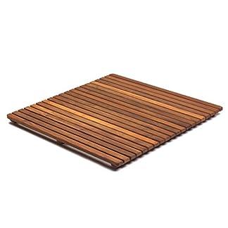 41fpx2J0A3L. SS324  - AsinoX TEK4A - Tarima de ducha y baño, madera de teca
