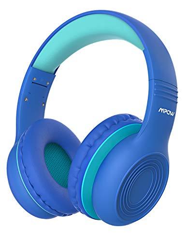 Cuffie per bambini, Mpow CH6, limite di volume di 85 dB, Cuffie con filo sulle orecchie...