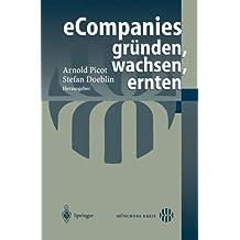 eCompanies - gründen, wachsen, ernten (German Edition)