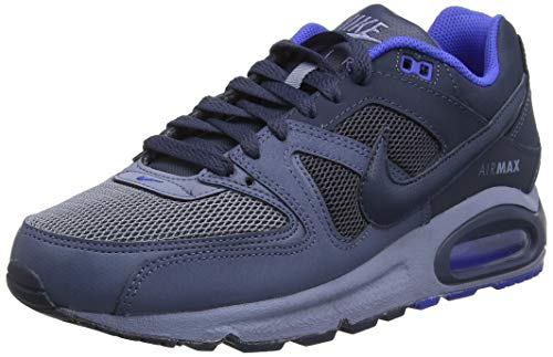 reputable site d5844 86bb0 Nike Air Max Command, Chaussures de Gymnastique Homme, Gris (Ashen  Slate Thunder