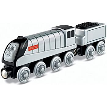 Thomas & Friends Wooden Railway Spencer - Fisher Price Y4074