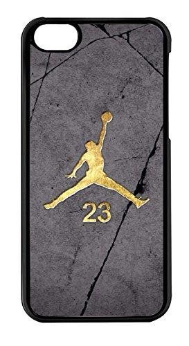 BLACKASE Coque Iphone 7 - Joueur jordans or basket ball mickeal - Ref 658 par  (Reliure inconnue)