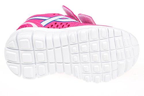 GIBRA® Kinder Sportschuhe, mit Klettverschluss, pink, Gr. 25-36 Pink