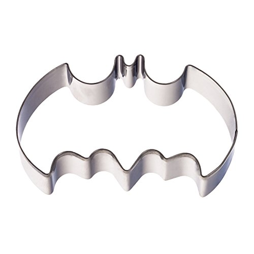 Ausstechform Plätzchenform Batman Fledermaus für Plätzchen Kekse Fondant ()