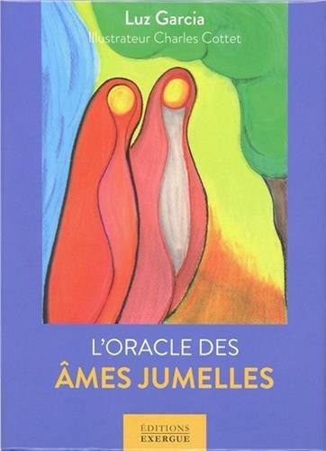 Coffret L'oracle des âmes jumelles - 33 cartes + livre