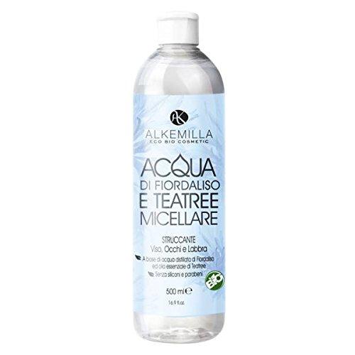 Scheda dettagliata ALKEMILLA - Acqua di Fiordaliso e Tea Tree Micellare - 500 ml