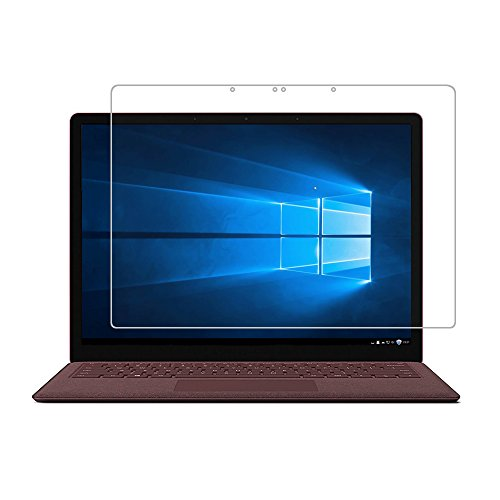 Microsoft Surface Laptop Schutzfolie, FEADSHIP Gehärtetes Glas Schutzfolie Microsoft Surface Laptop Tablet Schutzfolie,Panzerglas Schutzfolie-Displayschutzfolie