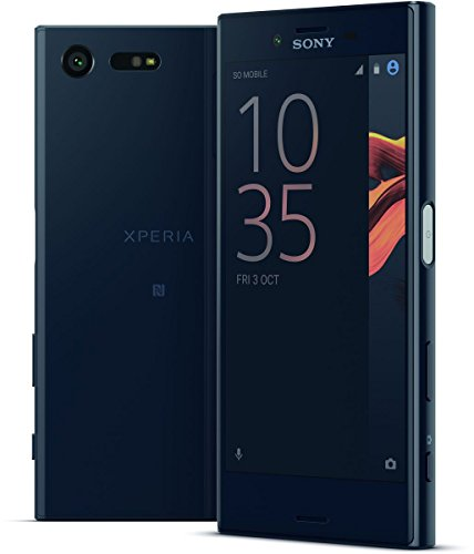 Image of Sony Xperia X Compact schwarz Telekom