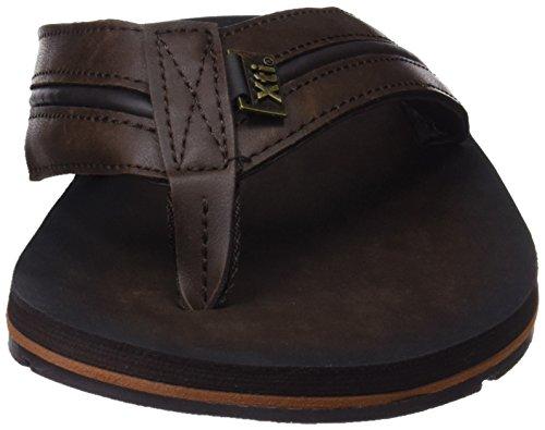 XTI Herren 48021 Zehentrenner Braun (Brown)