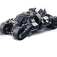 Brixtoys Bay Dark Knights Batman Tumber Car / compatible building bricks 325pcs #G105