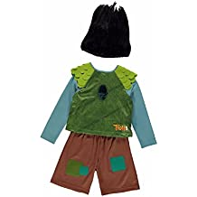 New Disney George Trolls Branch Fancy Dress Costume Outfit with Sound (7-8 years) …