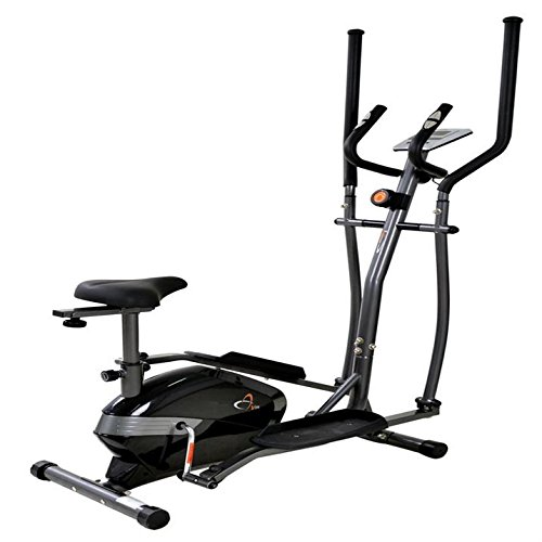 V Fit AL16 1CE 2in1 Elliptical Trainer Training Exercising Home Gym Equipment