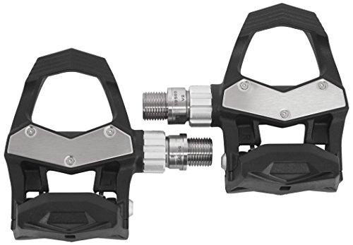 Garmin Vector 2 - Pedales - sistema de medición de vatios transmisor de pedal pequeño negro/Plateado 2017