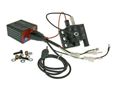CDI Zündbox Spule k15â Zylinderkit MALOSSI RPM Control Rpm-zip