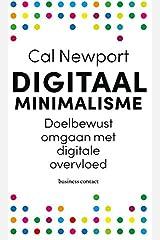 Digitaal minimalisme: doelbewust omgaan met digitale overvloed Paperback