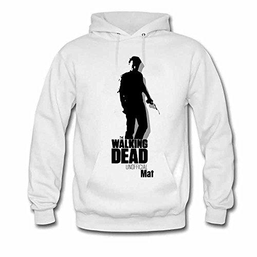 Womens The Walking Dead Casual Hooded Sweatshirt M