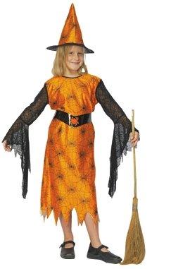 Hexenkostüm für Kinder Halloween