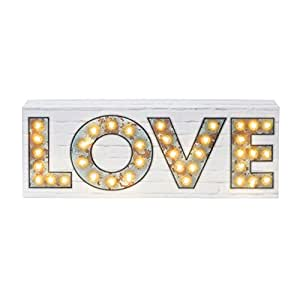 Party Illuminations Love Sign