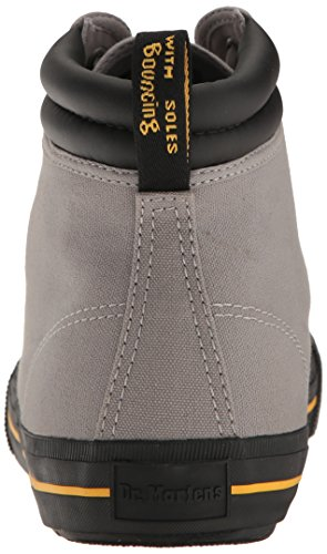 Dr. Martens Mens Eason Ankle Bootie Mid Grey