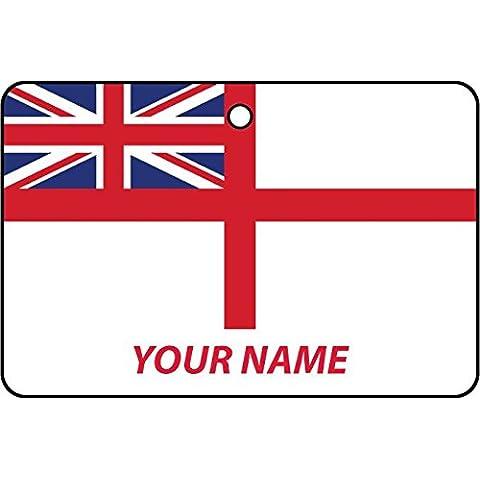 Deodorante Per Auto Personalizzato BRITISH ROYAL NAVY
