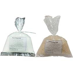 Fontura Epsom Salt ( 250 Gm ) + Himalayan Salt (250 Gm) Combo(500 gm)
