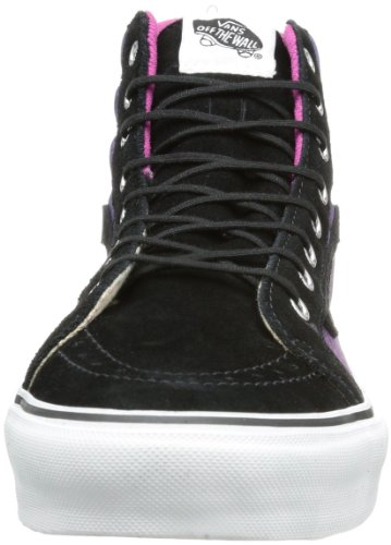 Vans U Sk8-Hi Slim, Baskets mode mixte adulte Violet (Snake Festival)