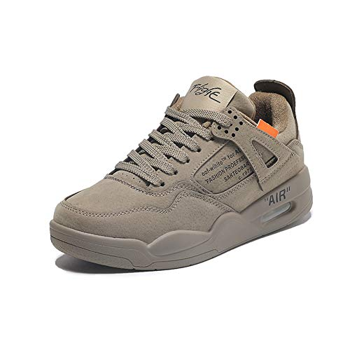 BalaMasa APL11911 Sneaker Comodamente Regolabile Arrampicata Donne Cachi - 37.5 EU (Etichetta:38)