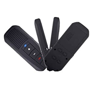 Kit mains libres Bluetooth Car Kit multipoint parleur Bluetooth V3.0 EDR
