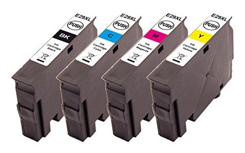 Preisvergleich Produktbild Peach Spar Pack Tintenpatronen XL kompatibel zu Epson No. 29XL, T2996