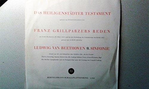 ludwig-van-beethoven-9-sinfoniedas-heiligenstdtter-testamentfranz-grillparzers-redenbertelsmann-scha