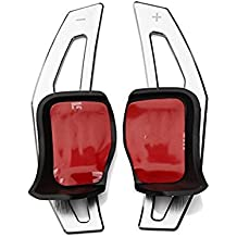 Paletas de aluminio para volante para Golf 5 Golf 6 MK5 MK6 GTI R32 R R20