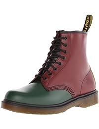 7057b4bca04 Dr. Martens Unisex's Monochrome 1460 Combat Boot