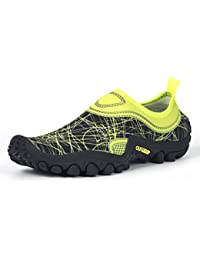 Eagsouni Zapatos de Agua Unisex Hombre Mujer Niña Niños Calzado de Natación Secado Rápid para Buceo Snorkel Surf Piscina Playa Yoga Deportes Acuáticos