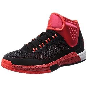 41fqEyzaKXL. SS300  - adidas Men's Sneakers Multicolour Size: 9.5 UK Orange/Black