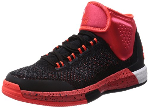 adidas 2015 Crazylight Boo SOLAR RED/CORE BLACK/SOLAR RED