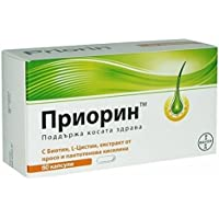 BAYER Priorin 60 cap