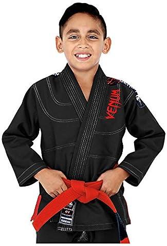 Venum Challenger 2.0 Kimono JJB Enfant Black FR : 14